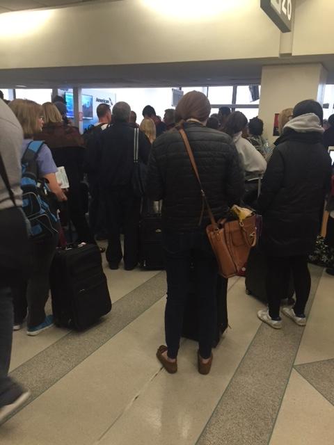 Gate Crowding